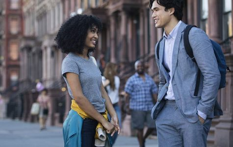 Yara Shahidi (left) and Charles Melton star in in