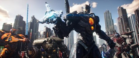 Review: 'Pacific Rim' Sequel Serves Up Nothing But Fun