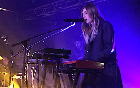 Vérité performed at Brighton Music Hall on Aug. 24, 2017, in support of her debut album,