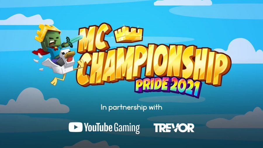 On June 26, 2021, more than 40 large Youtubers and Twitch streamers went head-to-head in a massive tournament. These content creators raced through the air, built colorful monuments, and engaged in long-ranged combat for victory: all in Minecraft! At the end of the evening, viewers raised more than $340,000 for an LGBTQ+ charity.