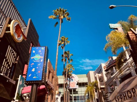 CityWalk at Universal Studios Hollywood.