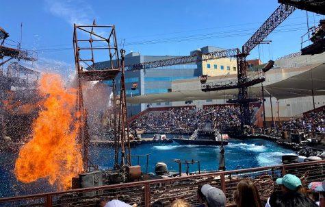 Waterworld Stunt Show Universal Studios Hollywood